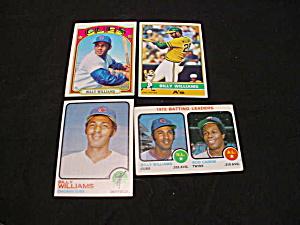 Billy Williams Baseball Cards (Image1)