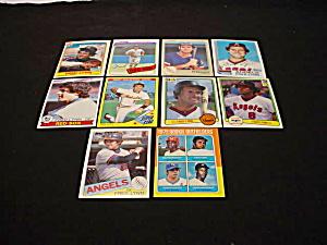 Fred Lynn Baseball Cards (Image1)