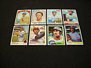 Fergie Jenkins Baseball Cards (Image1)