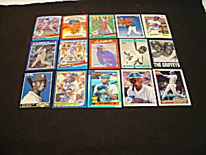 Ken Griffey Baseball Cards (Image1)