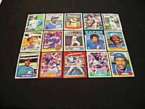 Andre Dawson Baseball Cards (Image1)