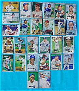 1951 Bowman Baseball Card Collection (Image1)