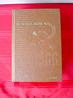 1966 American Horse Racing Manual (Image1)