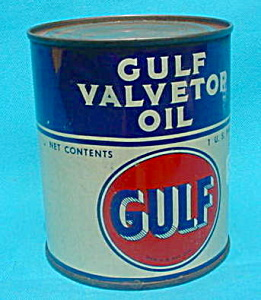 Early Pt. of Gulf Valvetop Oil Never Opened (Image1)