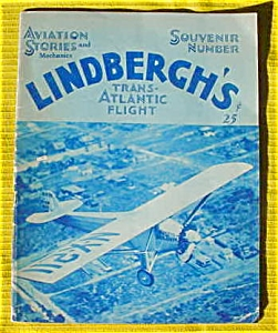 1927 #1 Issue Aviation Stories & Mechanics (Image1)