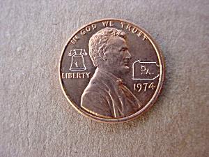 (50) 1974 Pennsylvania Souvenir Pennies (Image1)