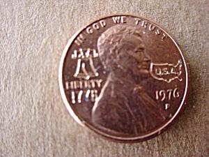 (50) 1976 Liberty Bell Souvenir Pennies w/Env (Image1)