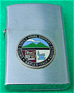 U.S. Naval Support Naples, Italy Lighter (Image1)