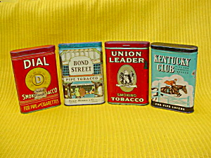 Lg. Tobacco Pocket Tin Collection (Image1)