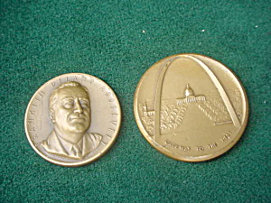 Pr. Of Medallion Coins