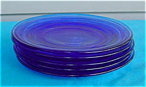 (5) Hazel Atlas Moderntone B&B Plates (Image1)