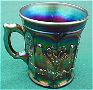 Northwood Singing Birds Carnival Handled Mug (Image1)
