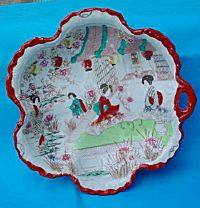 3 Pc. Hand Painted Japanese Set (Image1)