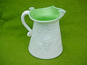Case Glass Handled Pitcher (Image1)