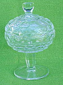 American Fostoria Compote & Cover (Image1)