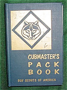 50's Cubmaster Pack Book (Image1)