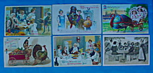 Thanksgiving Postcard Collection (Image1)