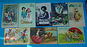 Early Easter Postcard Collection (Image1)
