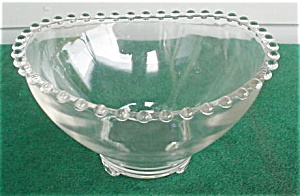 Imperial Candlewick 6 In. 3-toe Bowl