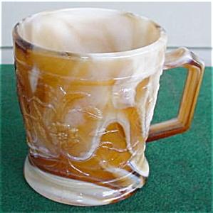 Imperial Caramel Slag Robin Mug (Image1)