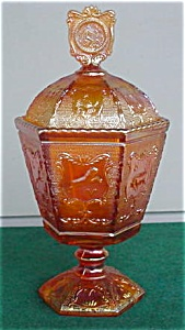 Imperial Marigold Zodiac Candy Box & Cover (Image1)