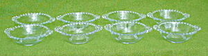 8 Candlewick 4 3/4 in. Handled Fruit Bowls (Image1)