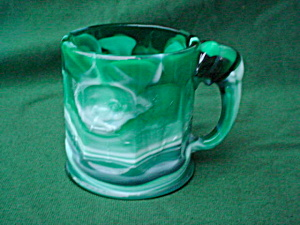 Imperial Green/Jade Slag Childs Storybook Mug (Image1)