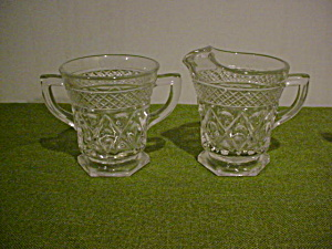 Imperial Cape Cod Cream & Sugar Set (Image1)