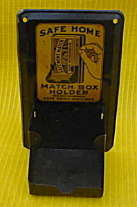 Safe Home Match Box Holder (Image1)
