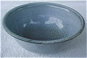 Sm. Gray Graniteware Dough Bowl (Image1)