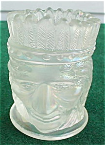 Indian Chief Glass Toothpick (Image1)