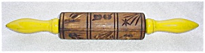 Wooden Mold Cut Rolling Pin (Image1)