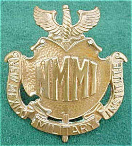 New Mexico Military Institute Hat Pin (Image1)