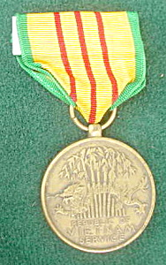 Rep. of Vietnam Service Medal (Image1)