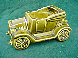 Old Automobile Car Planter (Image1)