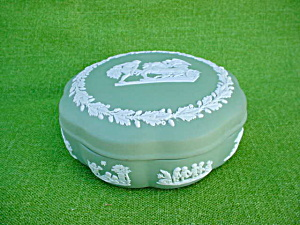 Wedgewood Dresser Box & Cover (Image1)