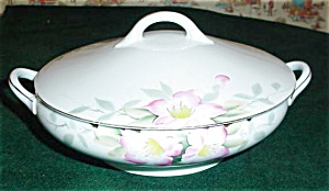 Noritake Azalea Covered Casserole (Image1)