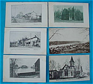 Early New Matamoras, Ohio Postcard Collection (Image1)
