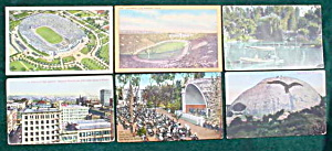 Los Angeles, Ca Postcard Collection (Image1)