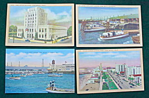Long Beach, Ca. Postcard Collection (Image1)