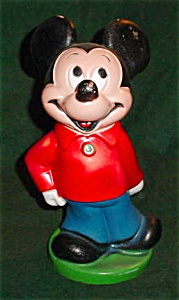 Mickey Mouse Coin Bank (Image1)