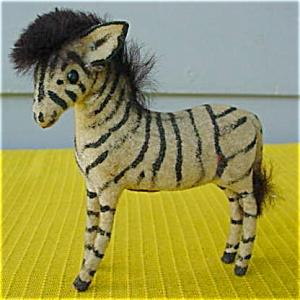 West Germany Zebra Figure (Image1)