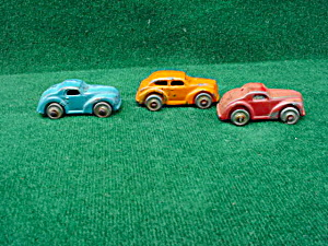 Old Metal Car Collection (Image1)