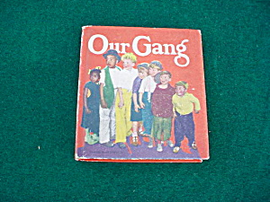 Our Gang Little Raschals Child's Book