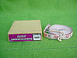 Unused Lufkin Tape Measure w/Box (Image1)