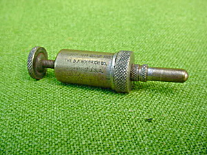 Old Brass Goodrich Jiffy Repair Tool (Image1)
