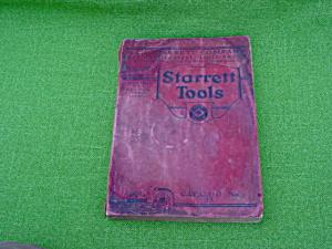 Starrett Tools Catalog No. 23 (Image1)