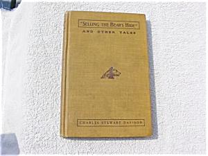 1902 Book  Selling Bears Hide Chas Stewart (Image1)