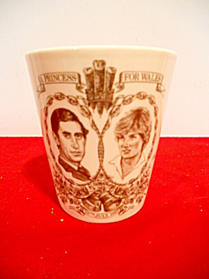 Royal Doulton Princess Diana Marriage Tumbler (Image1)