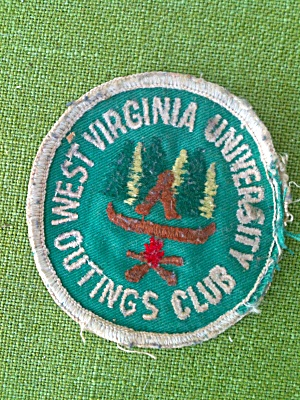 1940's West Virginia Outings Club Patch